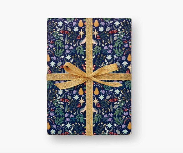 Rifle Paper Co. Partridge Wrapping Roll, $10