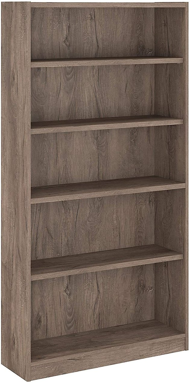 Bush Furniture Universal 5-Shelf Bookcase