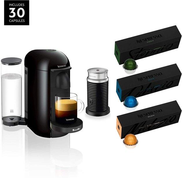 Nespresso Verturo Coffee and Espresso Machines