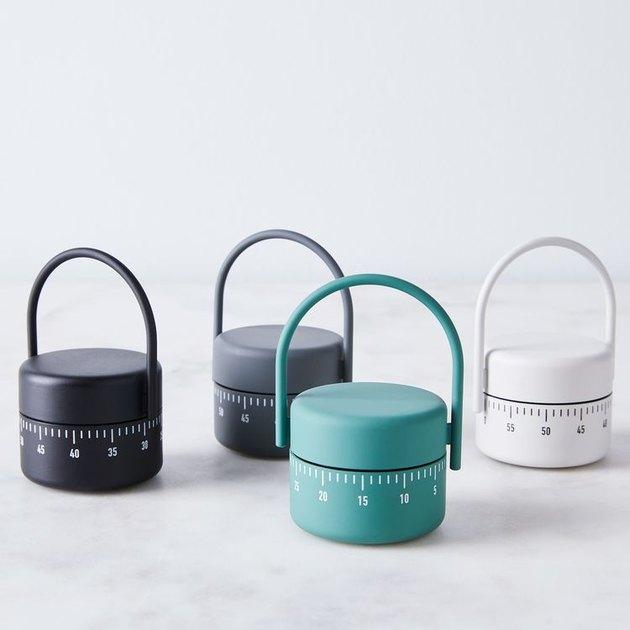 Zone Minimalist Danish Kitchen Timer, $25