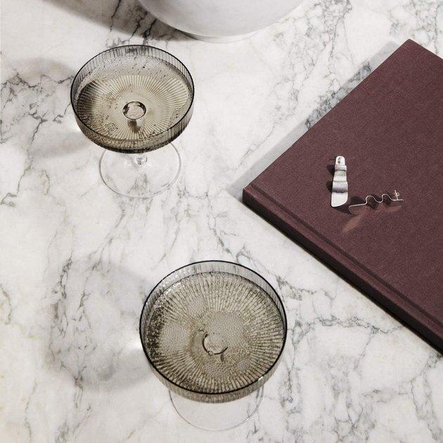 Ferm Living Champagne Glasses