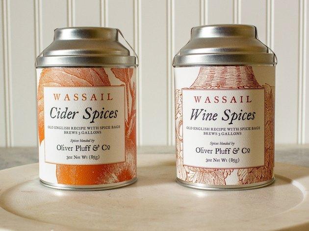 Wassail spices