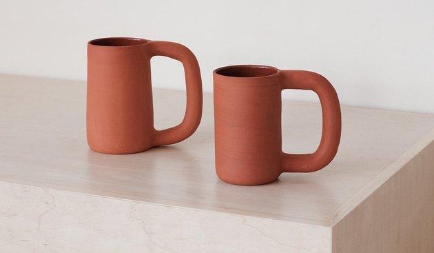 Spartan Shop Workaday Handmade mug