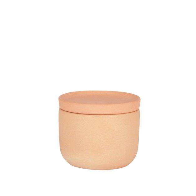 Peaches Ceramics Salt Cellar