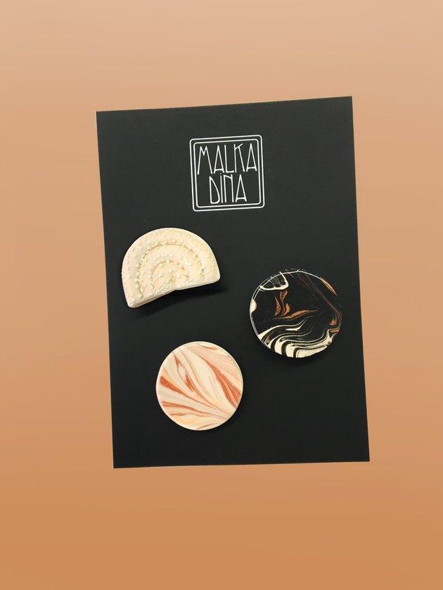 Malka Dina Magnets