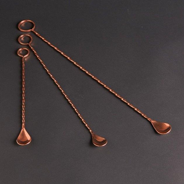 Sertodo Copper bar spoon