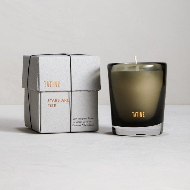 Tatine Garden Mint Candle, $43