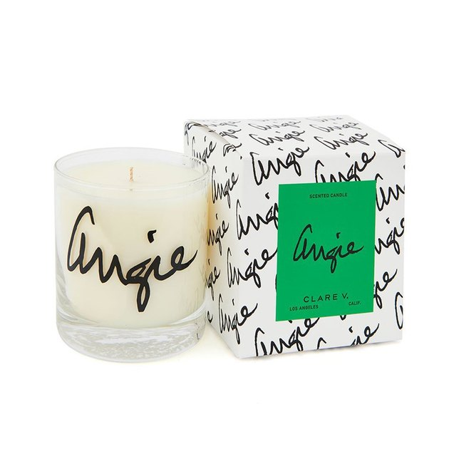 Clare V Angie Candle, $55