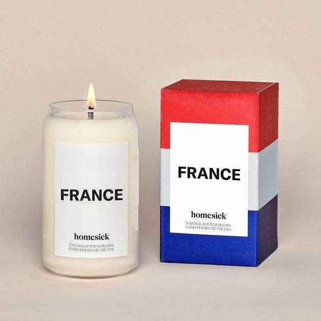 Homesick France Candle, $34