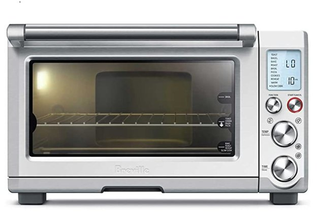 countertop convection stove from Breville