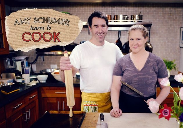 title card amy schumer learns to cook