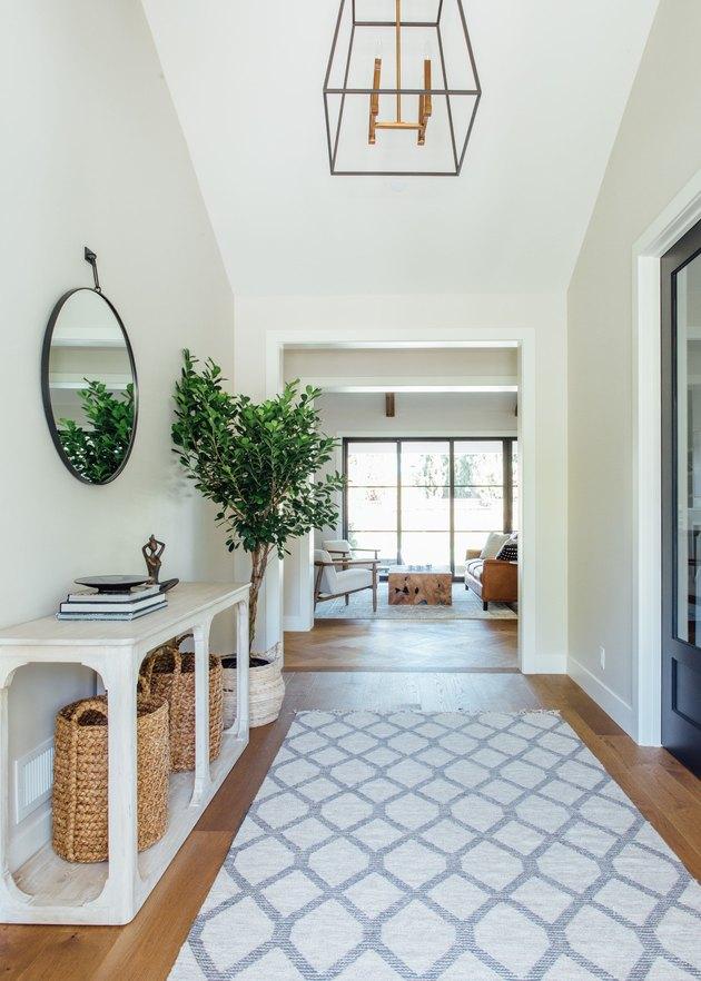 Pendant Contemporary Foyer Lighting designed by Michelle Lisac Interior Design