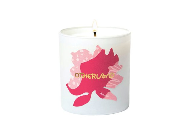 Daybed Rose Vegan Candle
