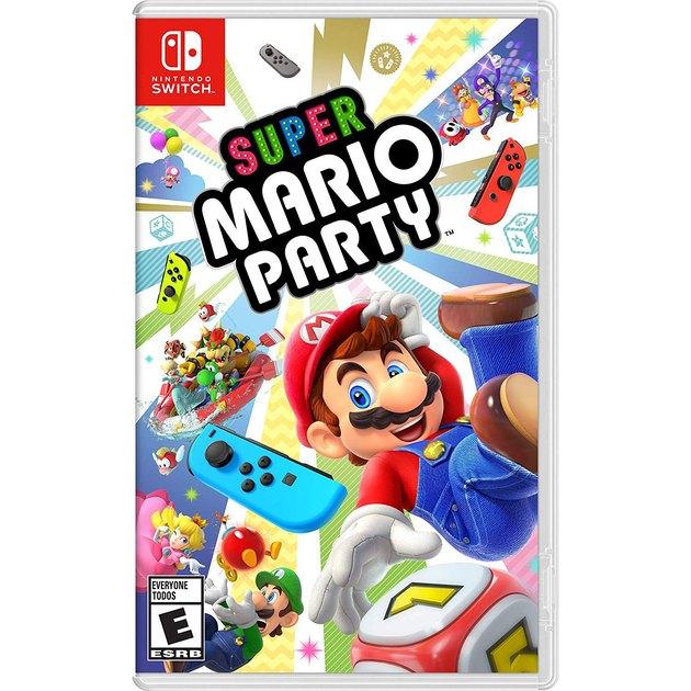 Super Mario Party video game