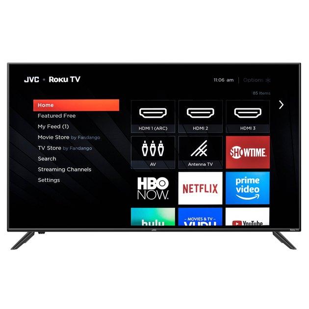 55-inch smart TV
