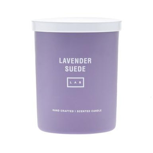 Lab Candles Lavender Suede