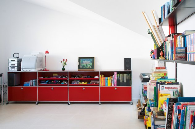 High end toy storage