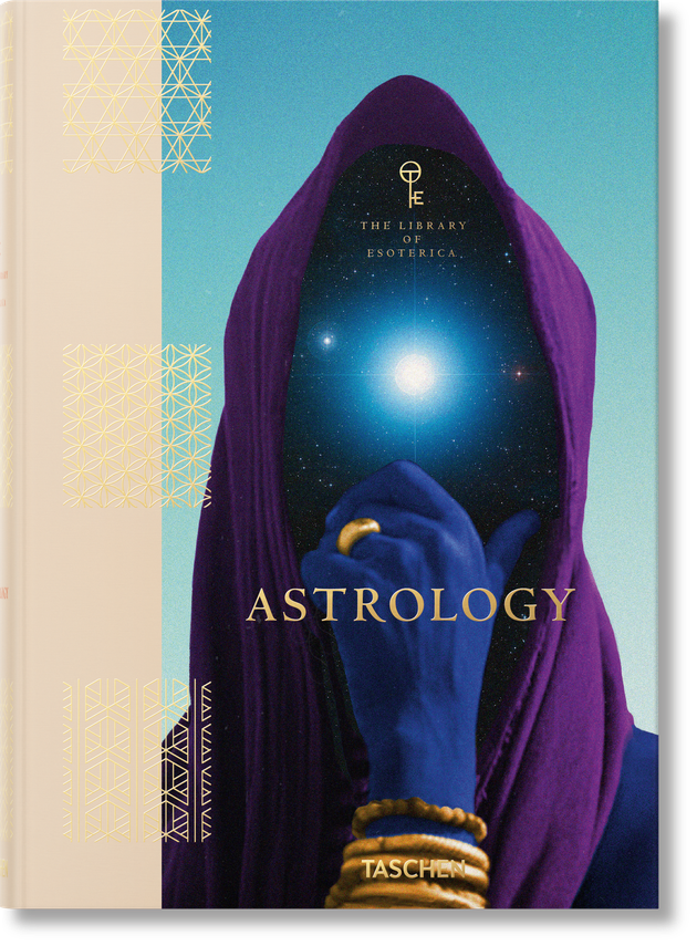Hardcover Astrology book