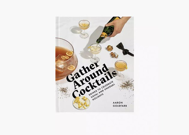w&p cocktails book