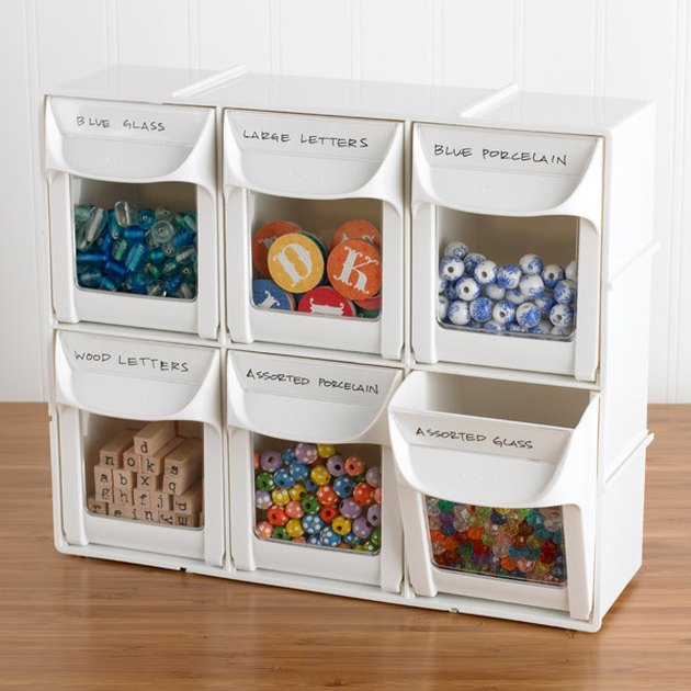 organization bin board game storage for small game pieces