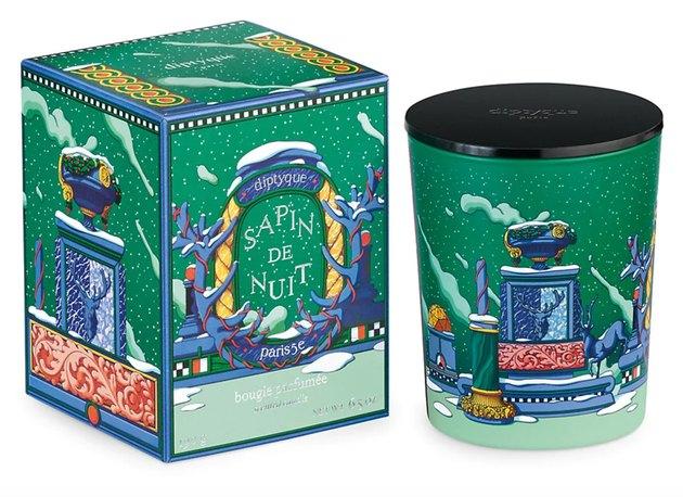 Diptyque Moonlit Fir Candle, $78