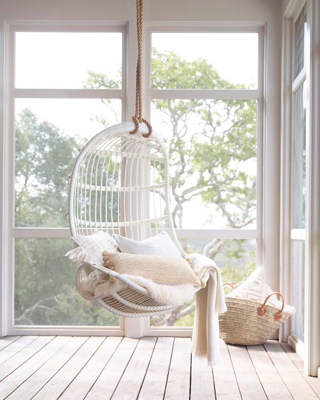 Serena & Lily Hanging Chair,