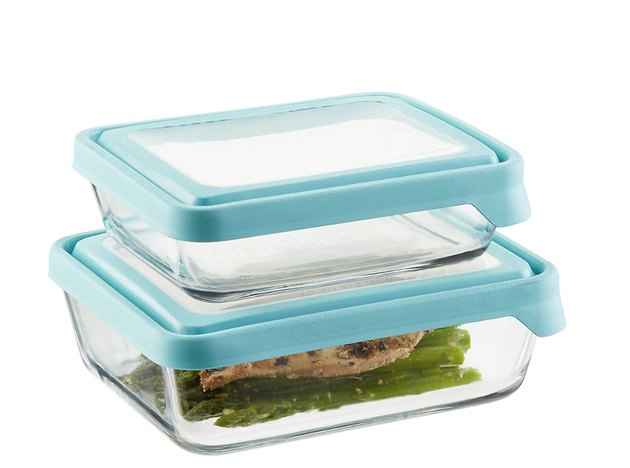 Anchor Hocking Glass TrueSeal food storage containers