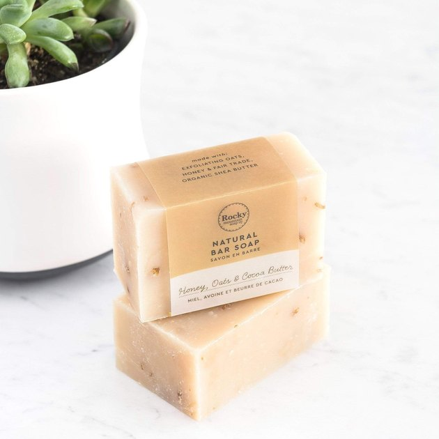 Rocky Mountain Soap Co. Honey, Oats & Cocoa Soap