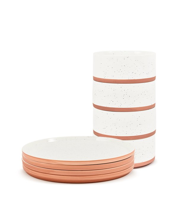 Our Place dinnerplates and stackable bowls