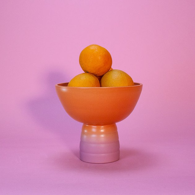 Cool Machine Gradient Fruit Bowl