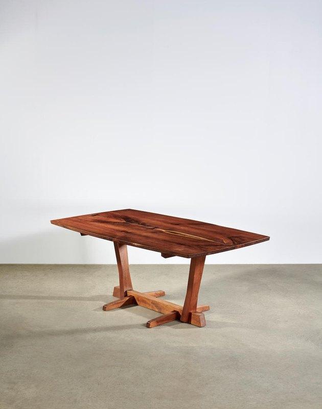 George Nakashima, Conoid Dining Table, 1976–77