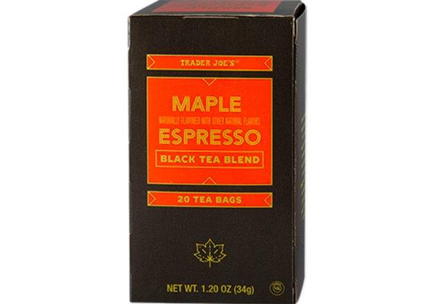 maple espresso tea box