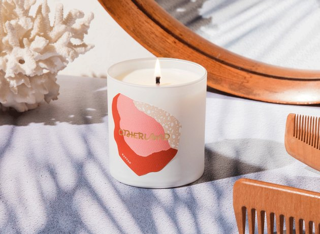 Otherland Rattan Candle