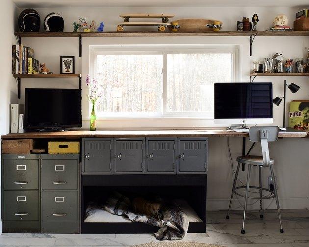 Melanie Gnau workspace