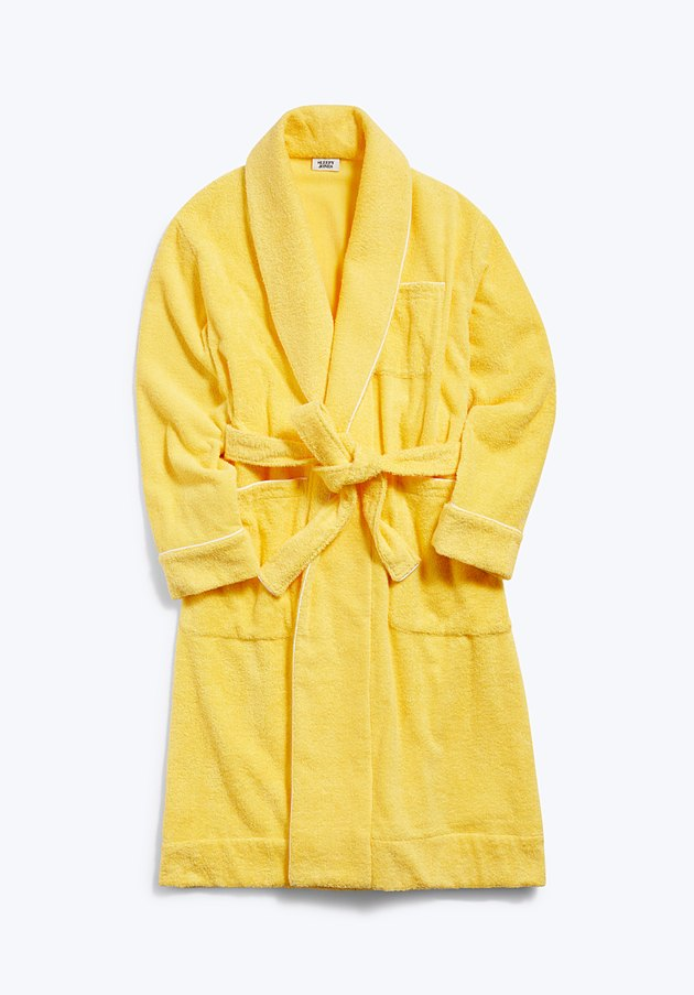 Sleepy Jones Altman Robe, $119