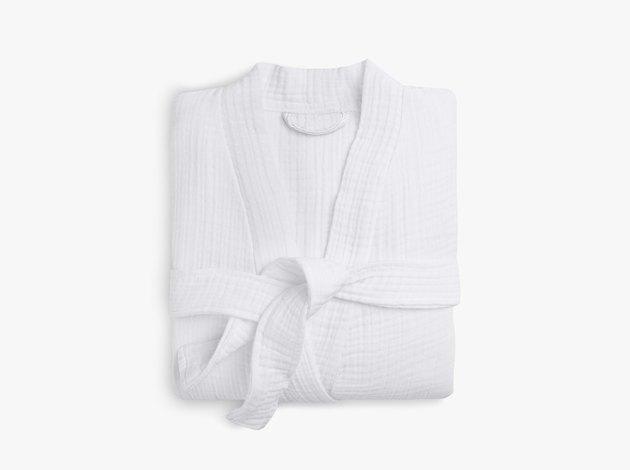 Parachute Cloud Cotton Robe, $99