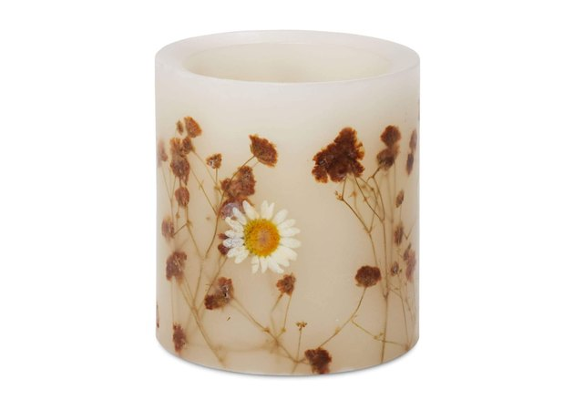 Matchless Candle Co. Flameless Pillar Candle