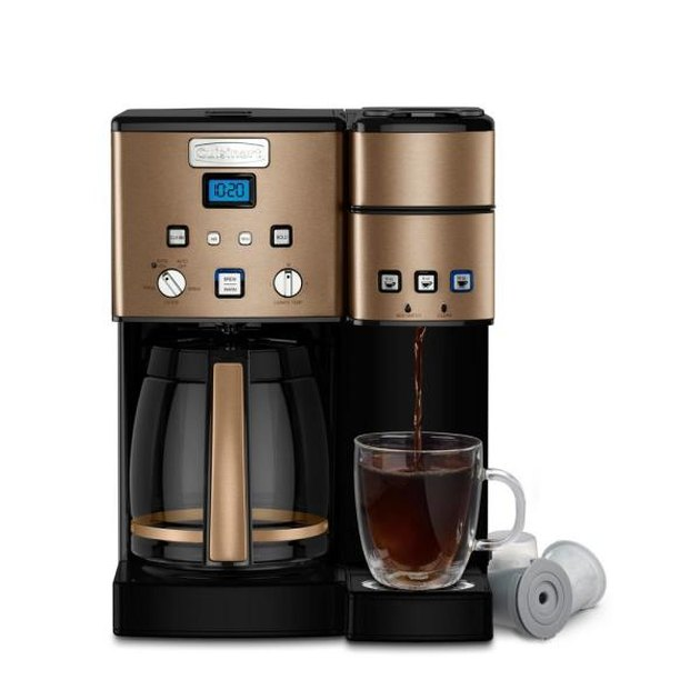 Coffee machines on sale for Black Friday.