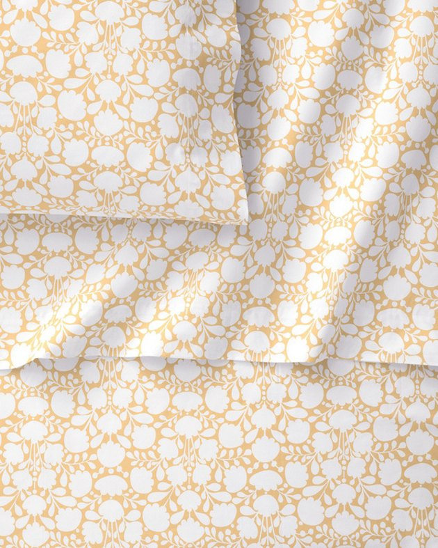 Printed Siesta Organic-Cotton Percale Collection, $29-$159