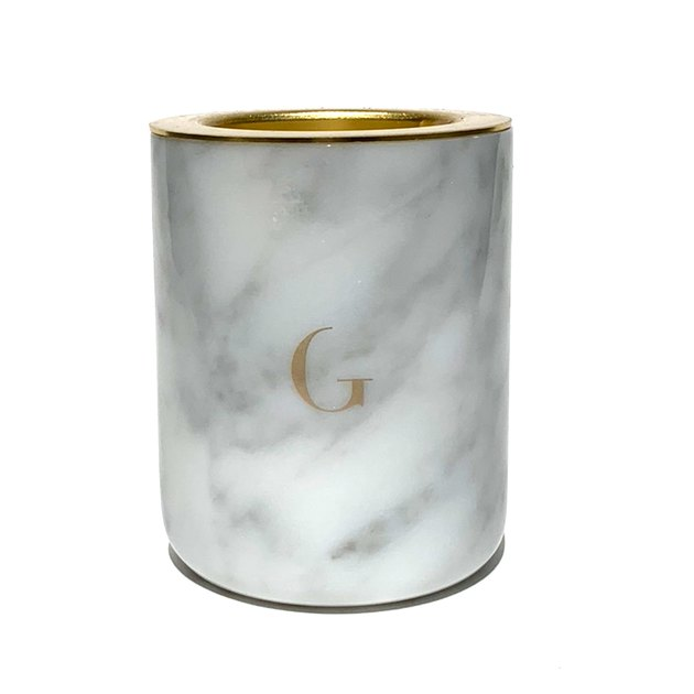 Gilded Body candle