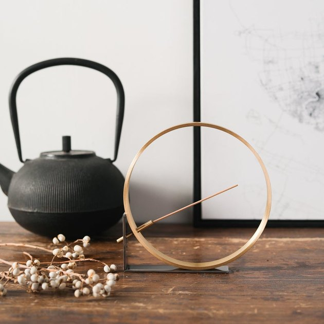 Etsy incense holder 2020 2021 home decor trends