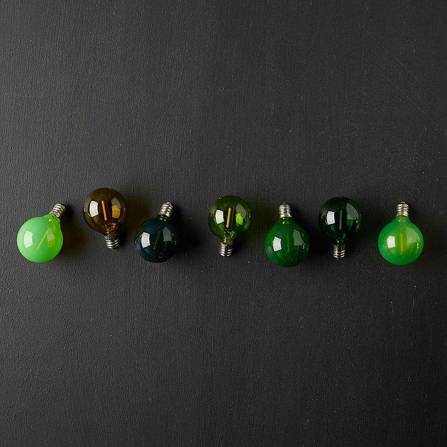 Terrain color story bulbs green