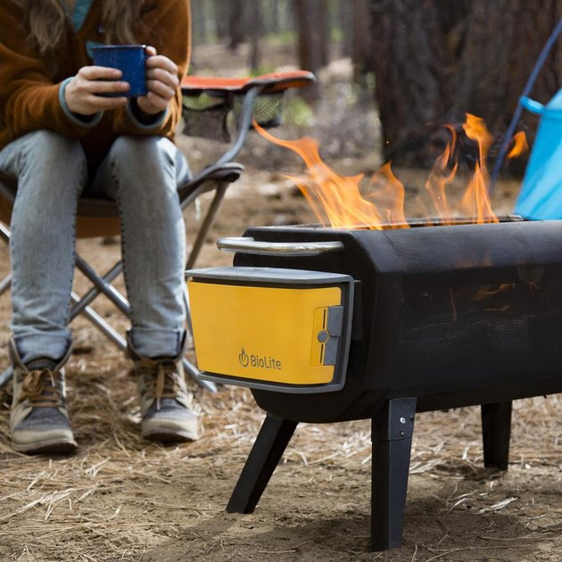 BioLite Wood & Charcoal Burning Fire Pit