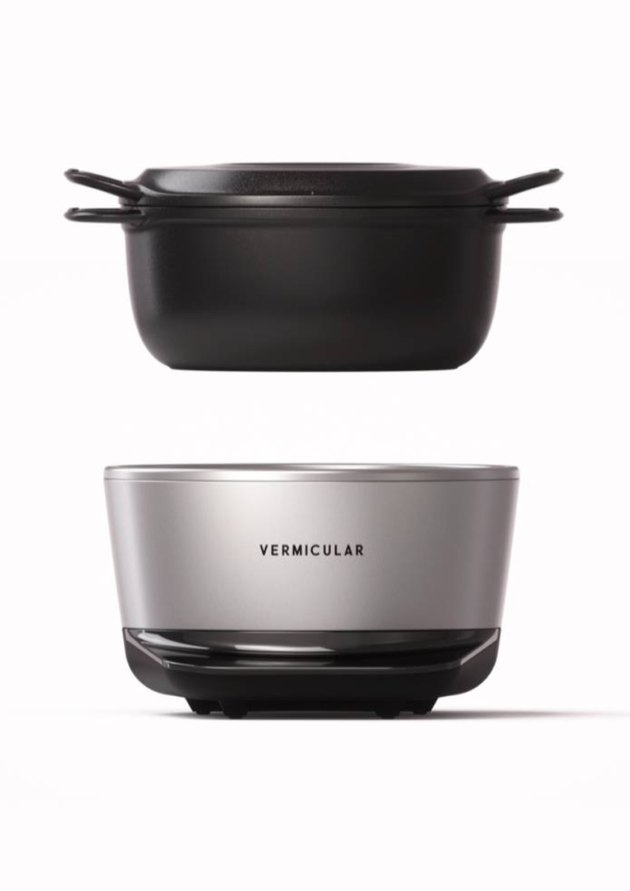 Vermicular Cast Iron Induction Cooker