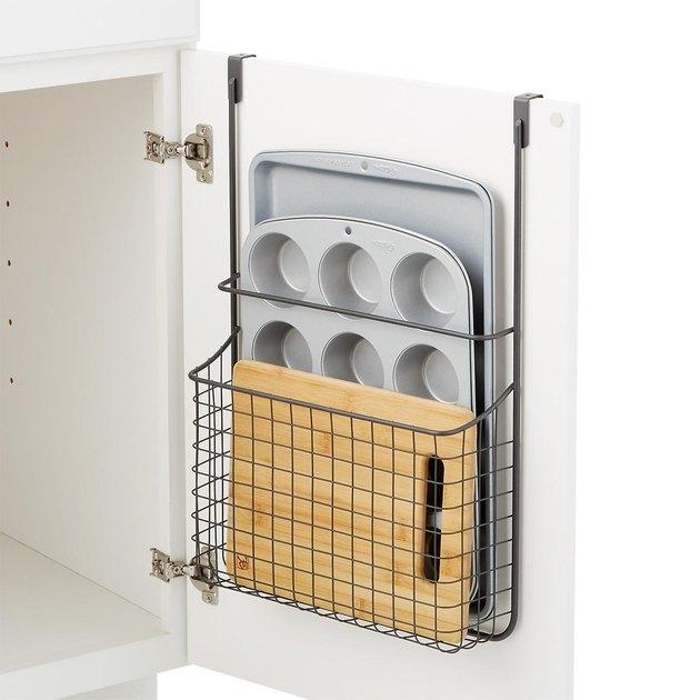 over-the-door kitchen cabinet organizer