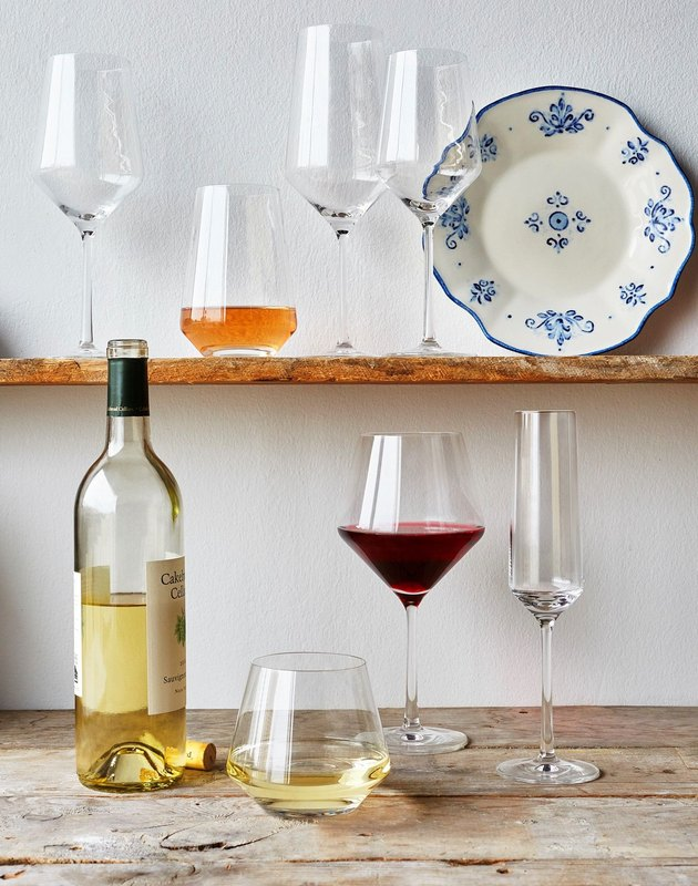 Sur la Table wine glasses