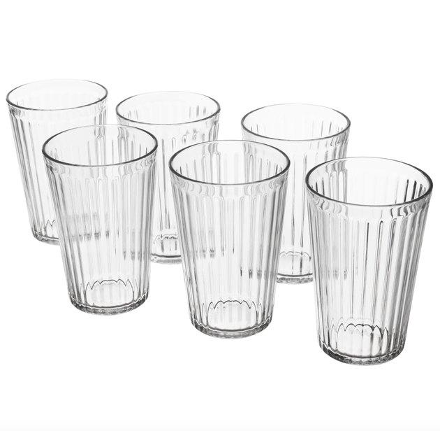 Vardagen Glasses (6-pack), $6.99 $5.99