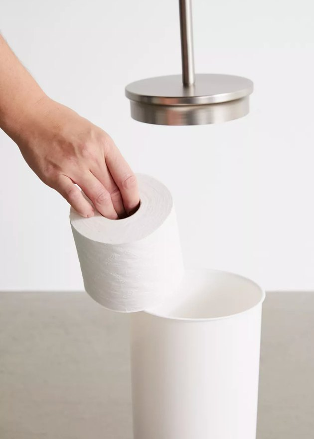 Urban Outfitters Jonah Toilet Paper Storage Stand, $49