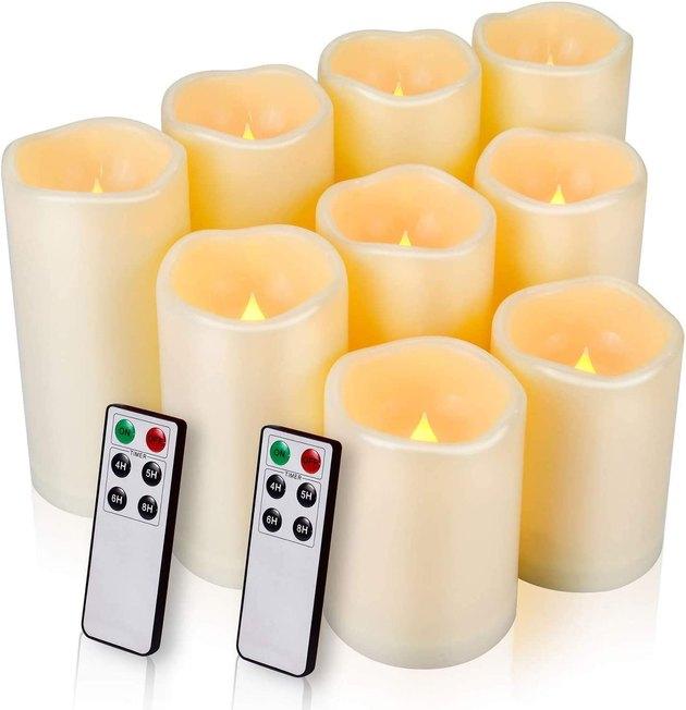 Enido Flameless LED Candles