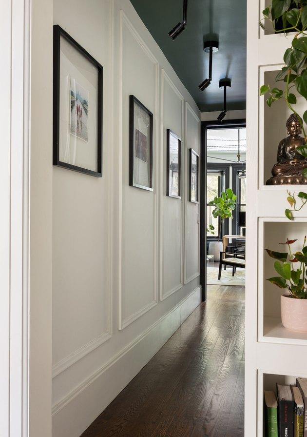 Modern Hallway Lighting long neck